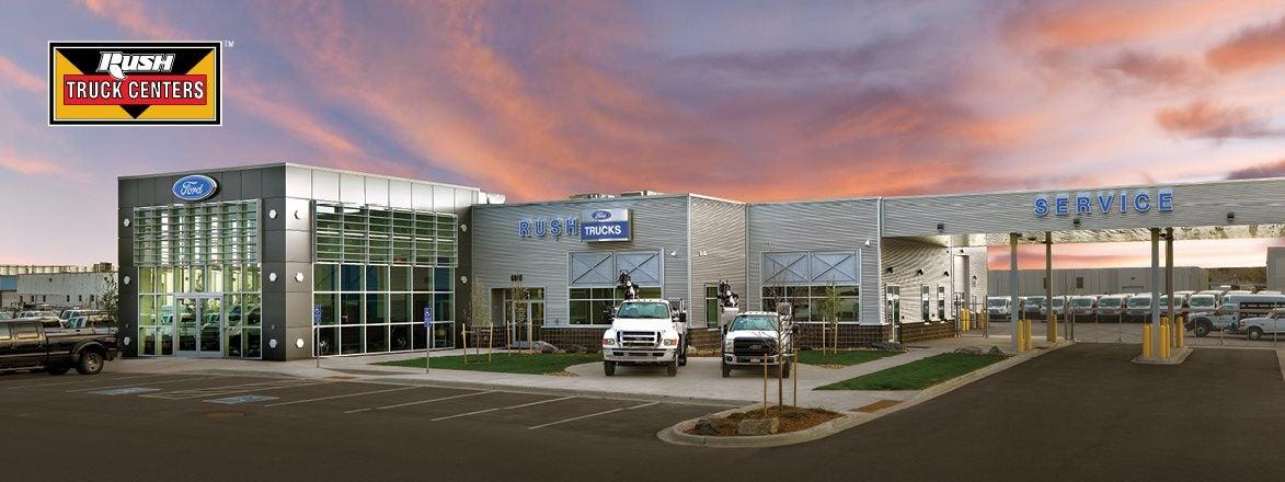 Ford Dealership Denver >> Ford Dealer In Commerce City Co Used Cars Commerce City Rush